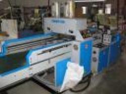 Automat 2-liniowy Hemingstone HM-800VA do prod. reklamówek foliowych