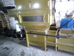 Sprzedaży kompaktor do recyklingu odpadów polistyrenu