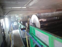 linii do mycia odpadów polimerycznych.