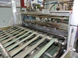 Zgrzewarka do produkcji torebek PE i PP ze zgrzewem bocznym + nadruk