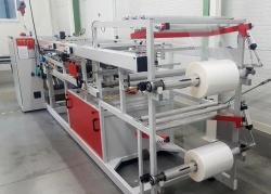 Maszyna do produkcji worków do pakowania próżniowego-rocznik 2018