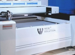 Wycinarka Laserowa Weni Solution WS2030B W8 cięcie